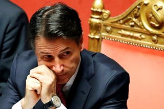 Italy PM to resign as political crisis comes to a head