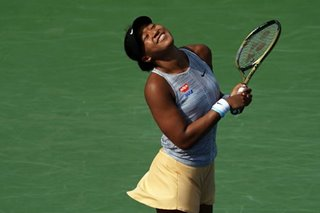 Tennis: Injured Osaka maintains top spot