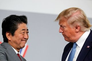 US, Japan agree trade deal 'in principle'