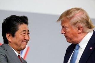 US, Japan agree trade deal 'in principle'