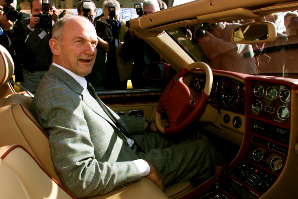 Volkswagen ex-boss Piech has died: wife