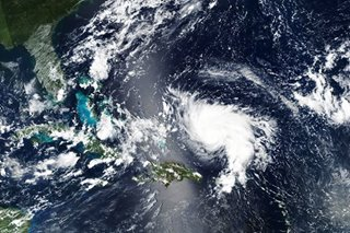 Dorian to become major hurricane as it targets Florida