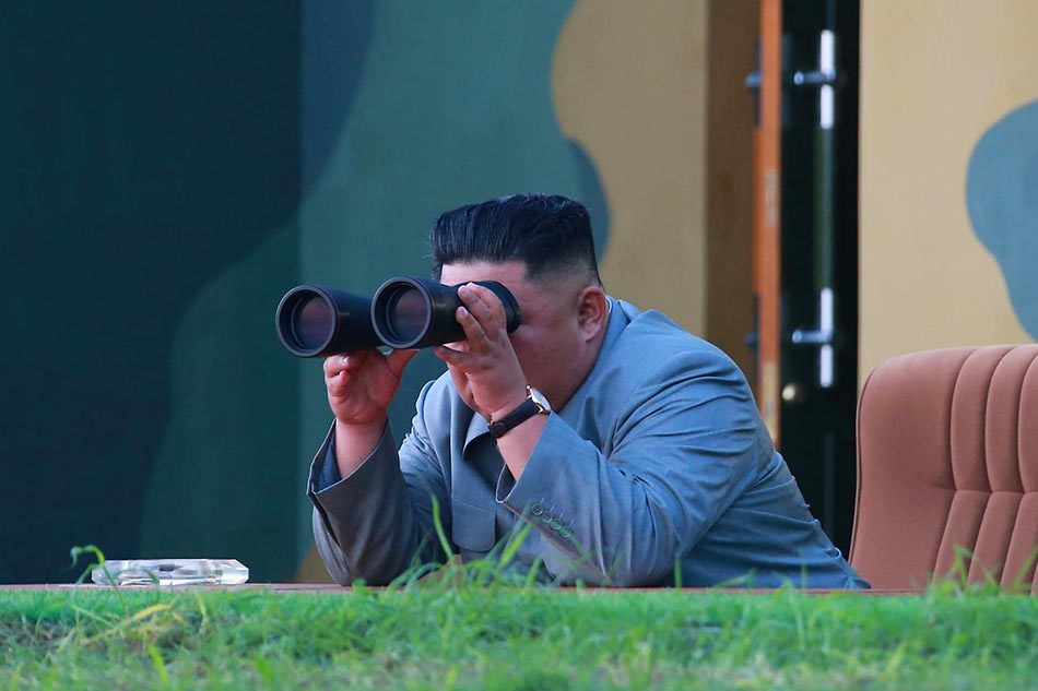 North Korea fires short-range ballistic missiles: South Korea 1