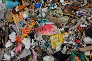 Slave to sachets: How poverty worsens plastics crisis in the Philippines