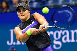 Tennis: Canadian pride Bianca Andreescu delivers on hype at US Open