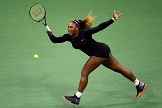 Every weapon at hand for Serena in US Open final, says coach