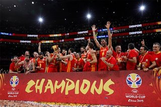 FIBA: Spain World Cup win, US woes blow Olympic basketball wide open