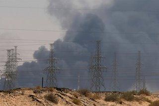 Oil spikes on Saudi attacks, biggest jump since Iraqi invasion of Kuwait