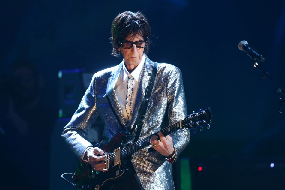 The Cars frontman Ric Ocasek found dead in NY apartment