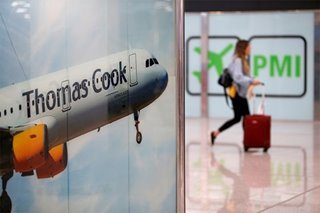 UK giant Thomas Cook folds, sparking huge tourist repatriation