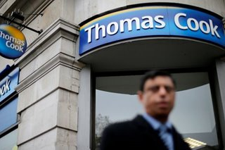 UK travel giant Thomas Cook set to collapse: reports
