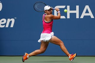 Tennis: Barty's number one spot under pressure from Pliskova