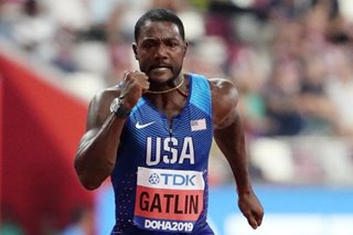 Athletics: World championships without Bolt 'feel weird,' says Gatlin