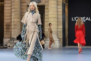 L'Oreal celebrates female empowerment with glamorous runway show