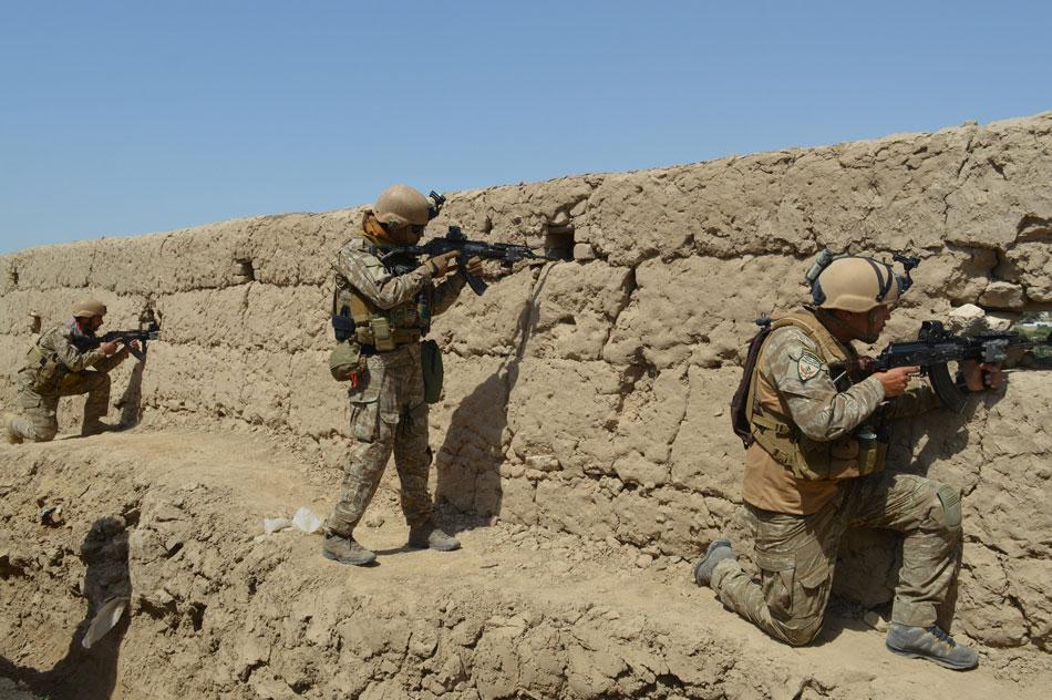 Voting in Afghanistan's presidential election begins