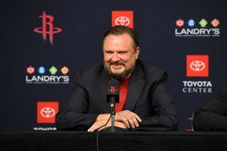 NBA: Rockets exec says Hong Kong tweet not meant to offend