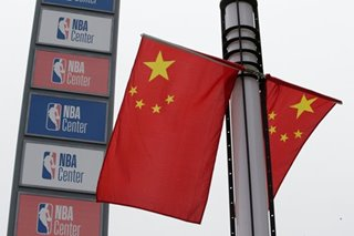 NBA: Shanghai game on, but Hong Kong free speech backlash continues