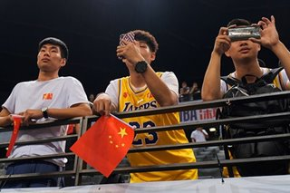 NBA: Nets beat Lakers to bring merciful end to tense China tour