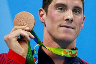 Swimming: US Olympic champion Dwyer retires after doping ban