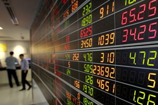 PH stocks drop amid foreign selling