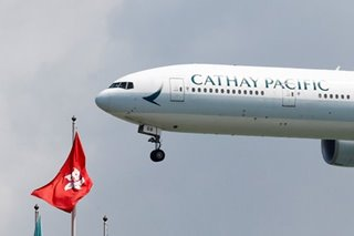 Cathay woes pile up as passenger figures dip again in September