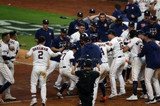 MLB: Astros seek World Series dynasty as Nats hunt fairytale title