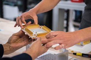 Quantum leap in computing as Google claims 'supremacy'