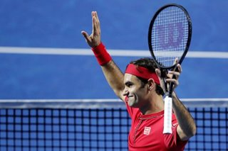 Tennis: Nine-time champion Federer into 15th Swiss Indoors final