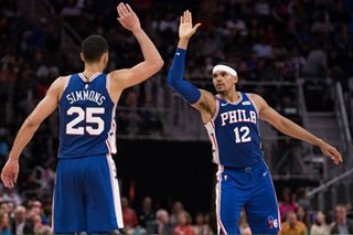 NBA: Harris, Horford power 76ers past Pistons