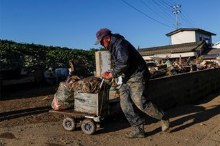 Japan struggles to find construction workers for typhoon relief, Olympics