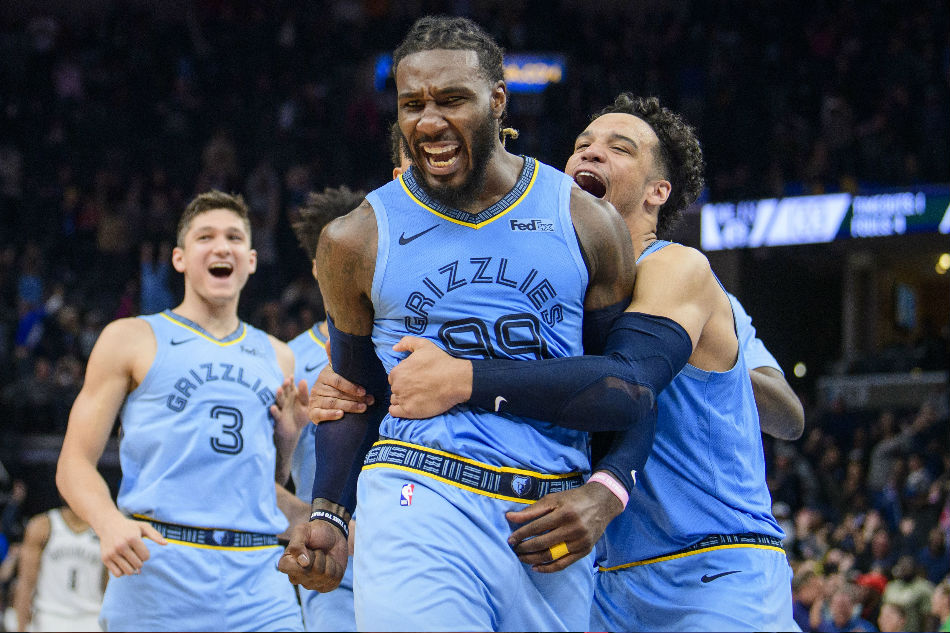 Image result for jae crowder grizzlies usa today