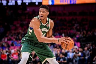 NBA: Bucks' offense too much for Cavs to handle