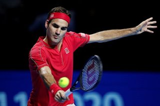 Tennis: Federer withdraws from Paris Masters as Cilic, Tsonga progress