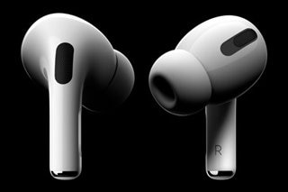 Apple tunes out trade war as new AirPods, services lift holiday outlook