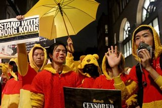 China warns it won't tolerate dissent in Hong Kong