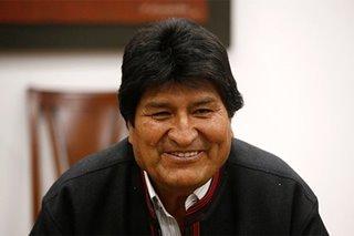 Evo Morales's topsy turvy flight into exile