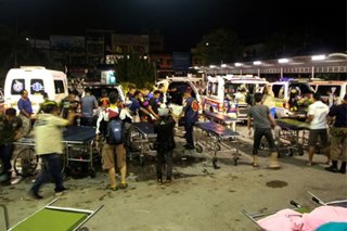 At least 15 killed in attack in Thailand's restive south: officials