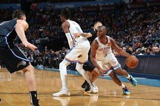 NBA: Adams returns as Thunder take care of Magic