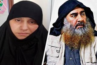 Baghdadi's wife revealed Islamic State group secrets after capture