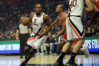 NBA: Clippers climb back late, beat Blazers