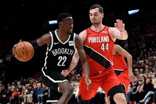 NBA: Nets edge Blazers despite Lillard's 60-point night