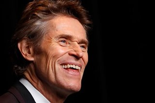 'An incredible feeling': Willem Dafoe recalls being at 1986 EDSA Revolution