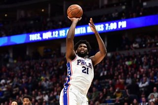 NBA: Sixers use strong second half to beat Hornets