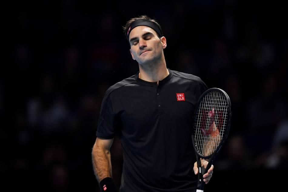 Tennis: Federer faces early ATP Finals exit after Thiem defeat 1