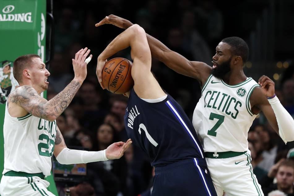 Celtics say Gordon Hayward out six weeks after hand surgery