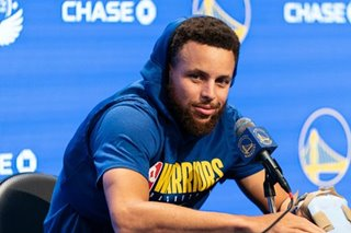 NBA: Warriors star Curry expects to return before season ends