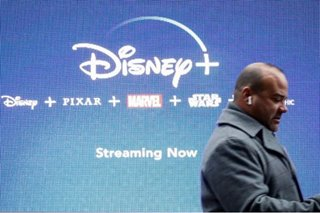Disney+ streaming service gets 10 million subscribers at launch