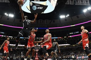 NBA: Nets pull away late, take down Bulls