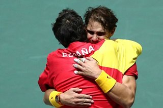 Tennis: Nadal-inspired Spain to face Canada in Davis Cup final