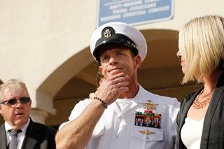 US Defense Secretary asks for navy chief's resignation